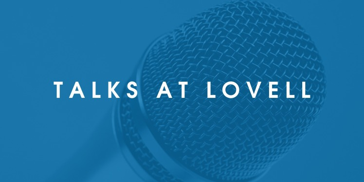 Talks at Lovell - Microphone