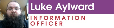 Luke Aylward - Information Officer