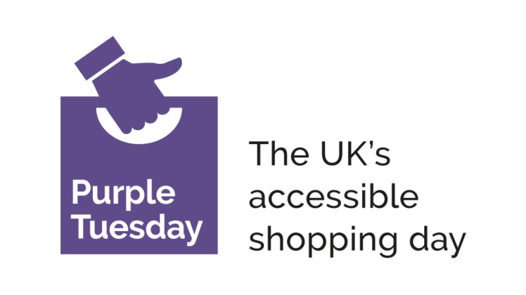 Purple Tuesday logo