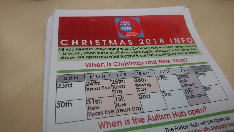 Xmas 2018 info pack front page